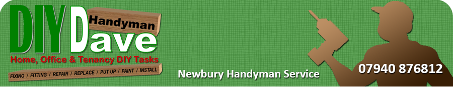 DIY Dave Handyman in Newbury, Berkshire.